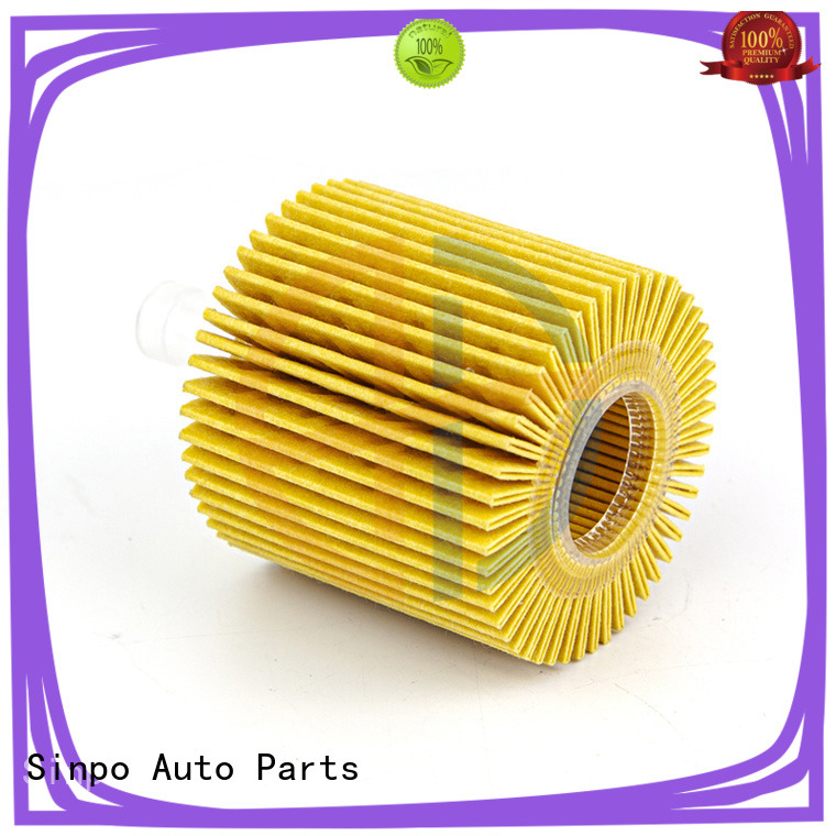 Sinpo bmw ford oil filter brand for car