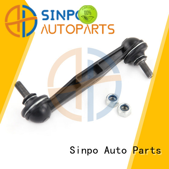Sinpo left front stabilizer link use for car