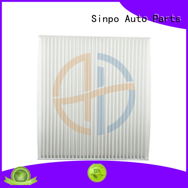 Sinpo carbon air filter price for vehicle
