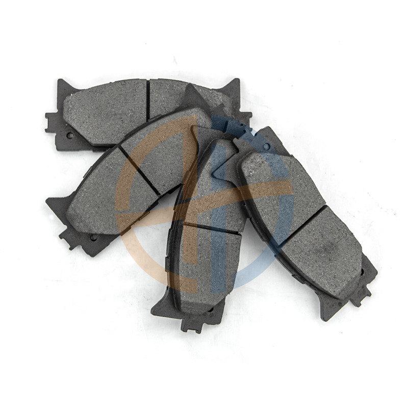 Front Axle SINPO Brake Pad Set 04465-06100