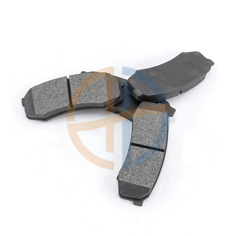 High Quality Rear Axle D2090 Brake pad set