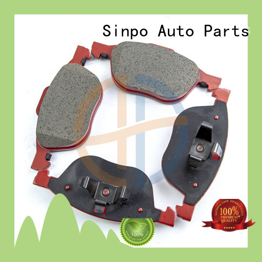 Sinpo disc brake pads joint for auto