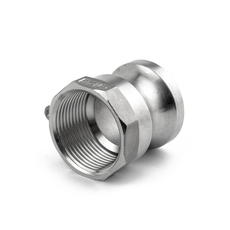 Heavy Type A Stainless Steel 304/316 Camlock Coupling