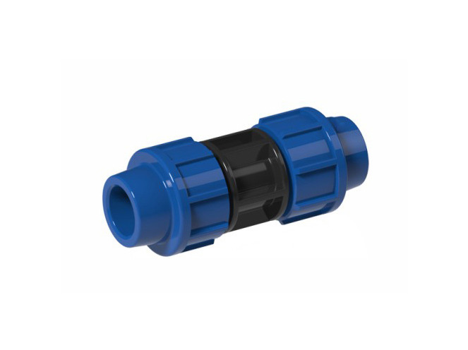 SINPO PP Compression Fittings Coupling