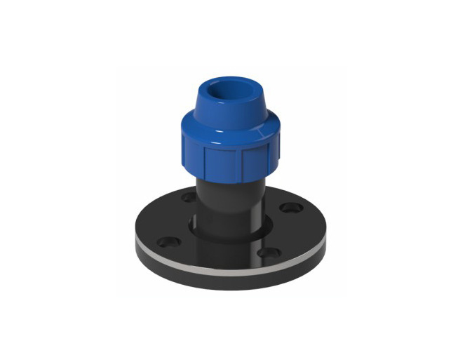 PP Fittings Pipe Flange Adaptor