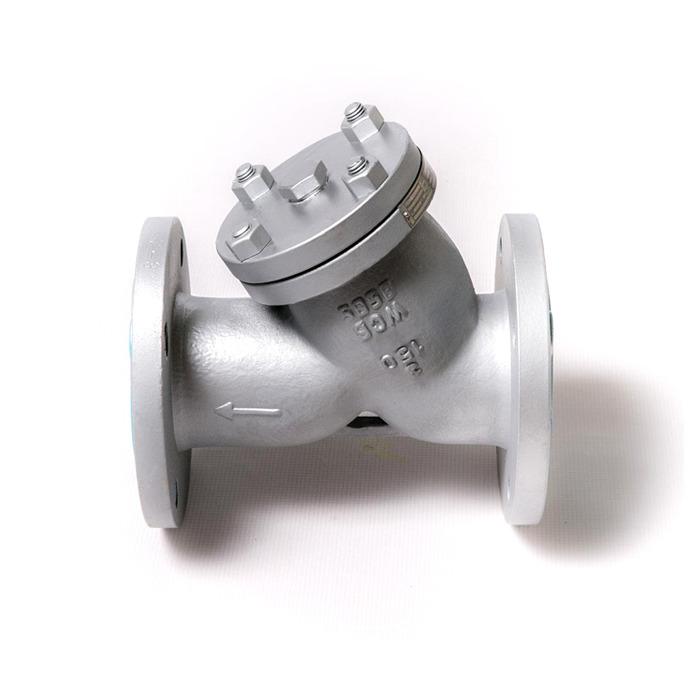 Carbon Steel SS High Pressure Flanged Y Strainer Filter Basket 150lb 300lb 600lb 10K 20K