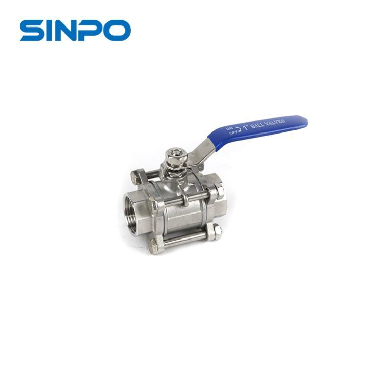 SS316 CE Certification Heavy Weight High Quality Ball Valve
