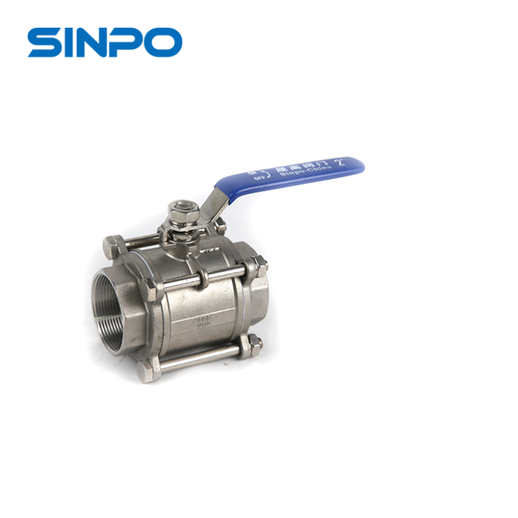 Best Sell High Quality Heavy Weight Thread Connection Lever Handle Ball Valve