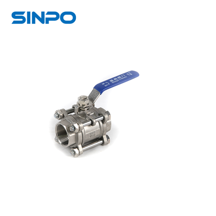 Hydraulic Power Heavy Weight Stainless Steel Valves Male Mini Ball Valve OEM Available