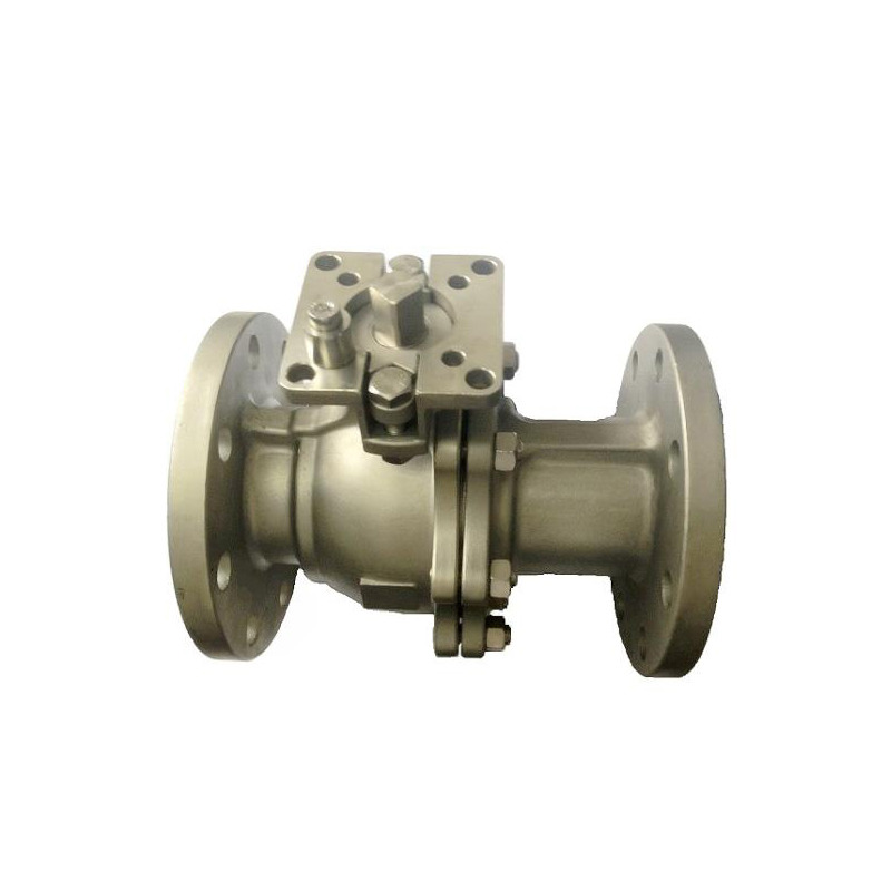 Full Bore High Pressure WCB Stainless Steel 8inch 10inch Floating Ball Valve 150lb 300lb 600lb