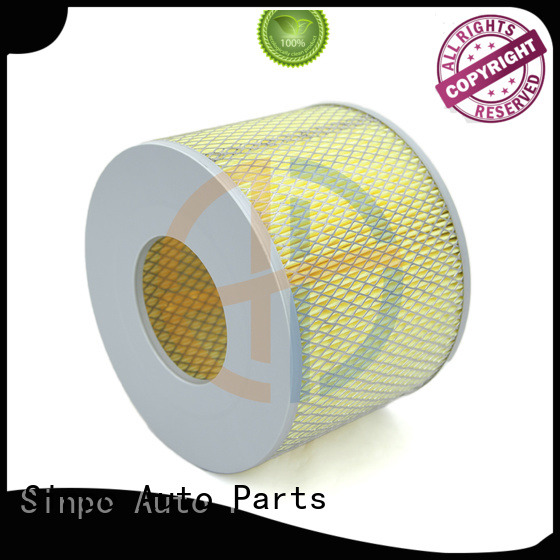 Sinpo honda air filter brand for vehicle