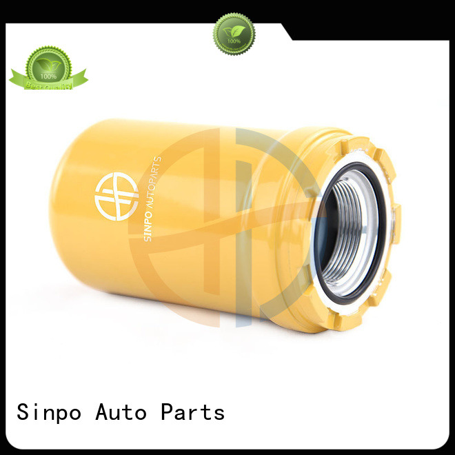 Sinpo car oil filter for sale for auto
