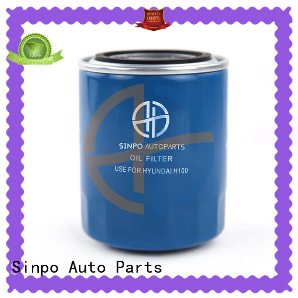 Sinpo motorcycle toyota oil filter wholesale for car