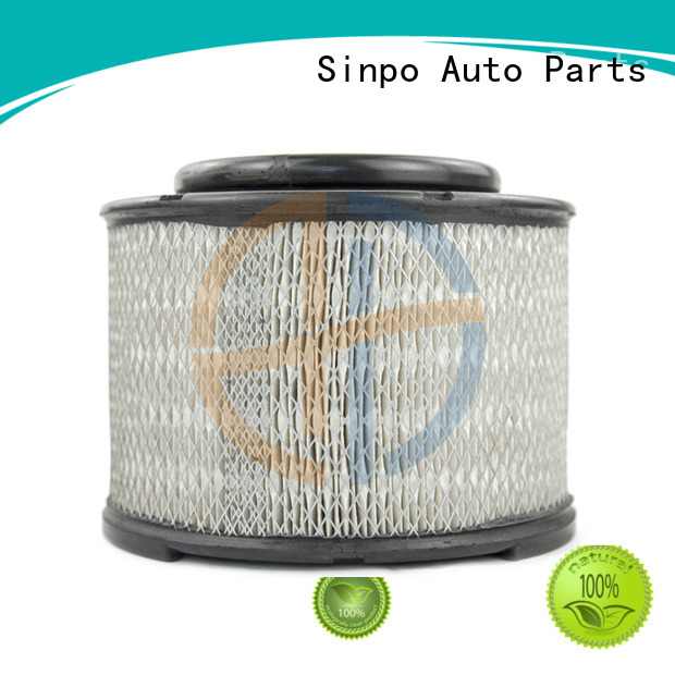 Sinpo toyota air filter function for auto