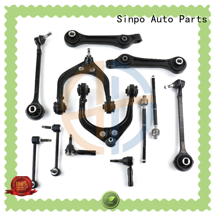 Sinpo lower control arms function for truck