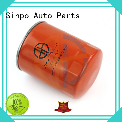 Sinpo bmw oil filter wholesale for car