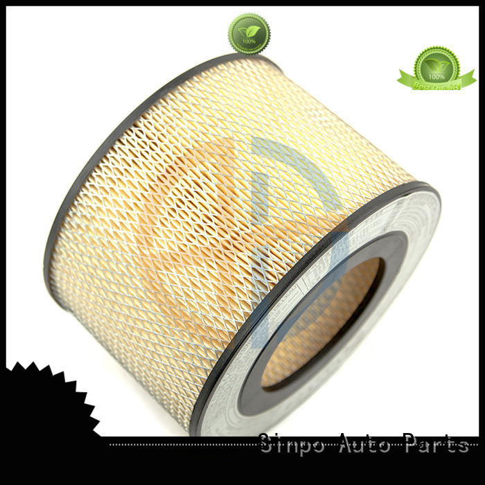 Sinpo best automobile air filter brand for car