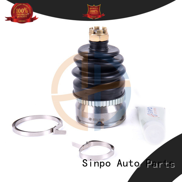 Sinpo front cv joint cost function for auto