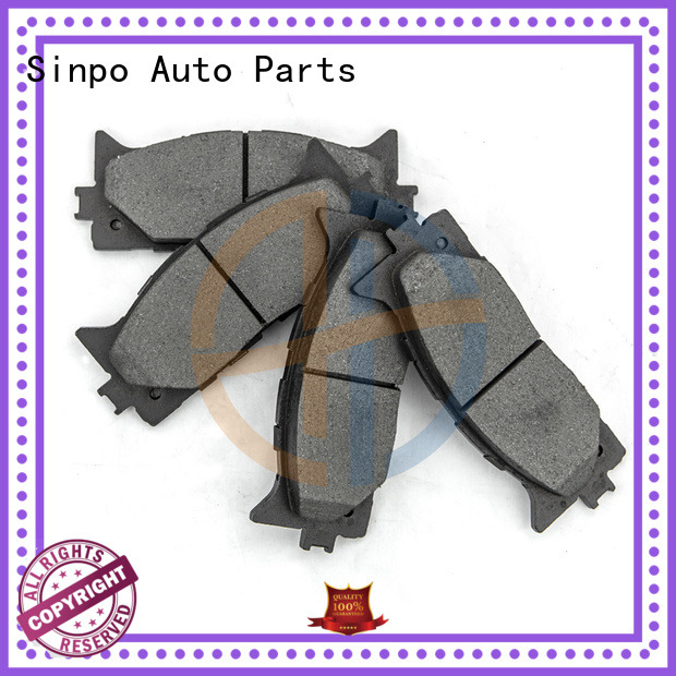 Sinpo truck best brake pads for cars price for truck