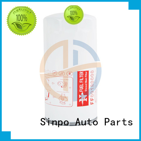 Sinpo motorcycle diesel fuel filter brand for truck