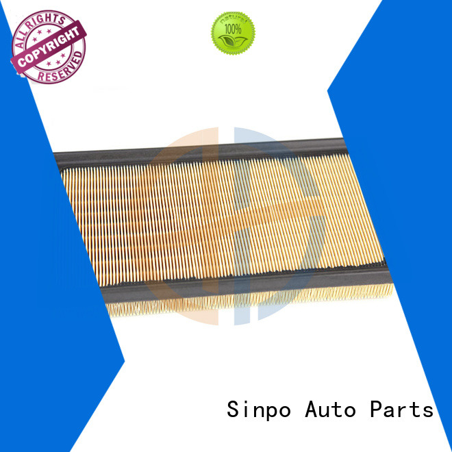 Sinpo car motorcycle air filter function for auto
