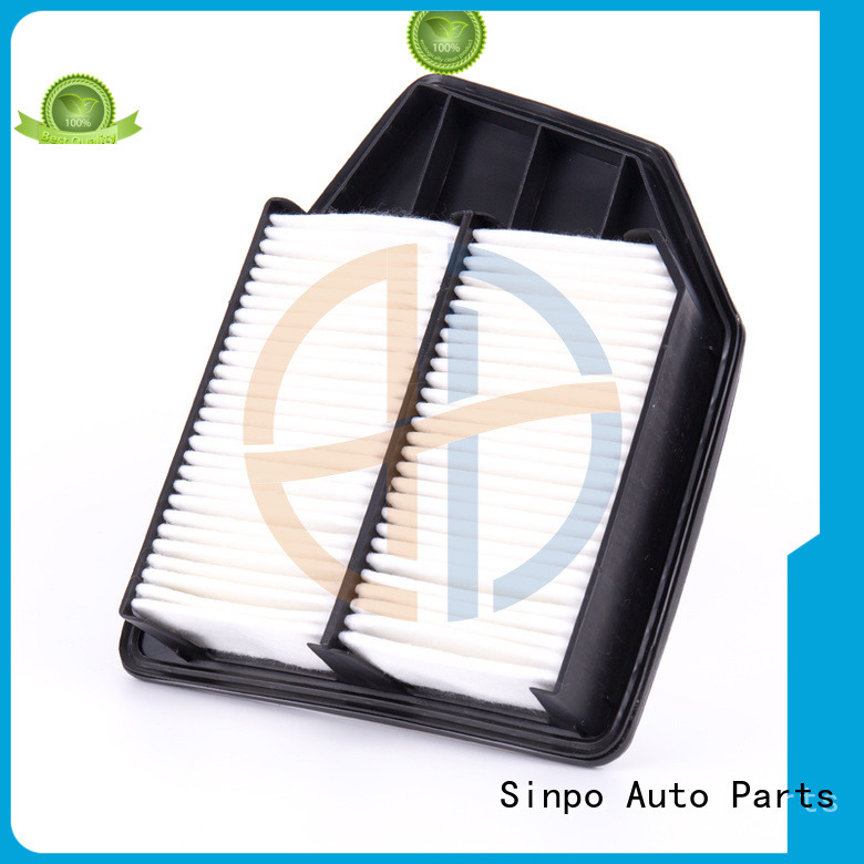 Sinpo air filter for toyota price for truck