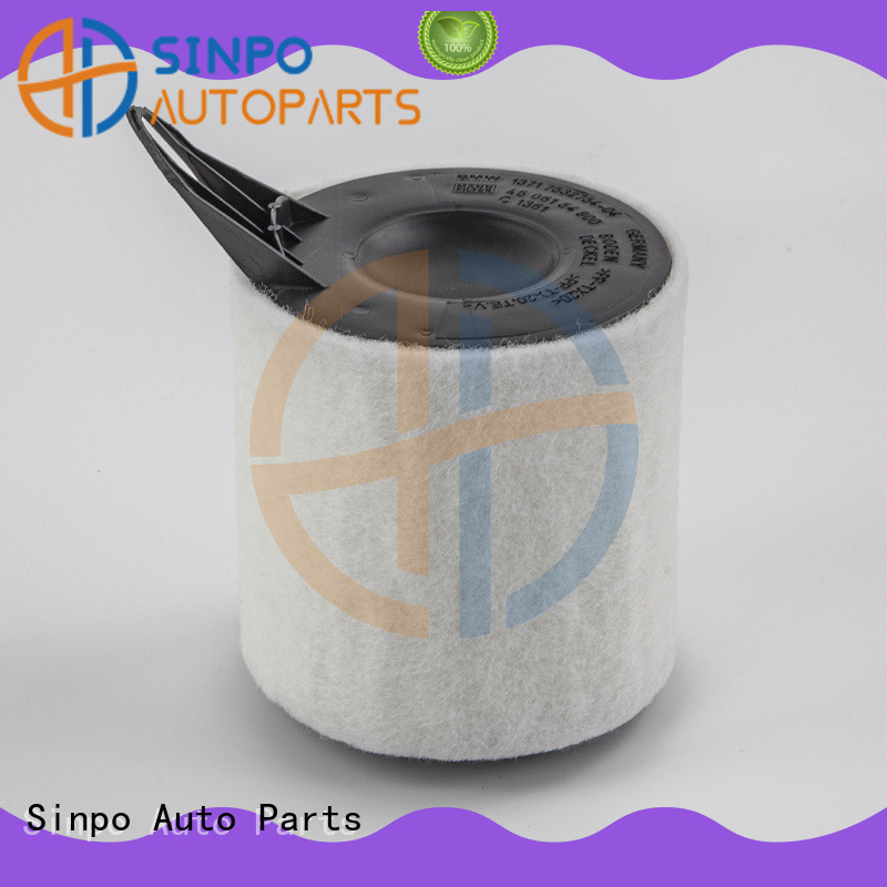 Sinpo industrial air filter for car price for vehicle