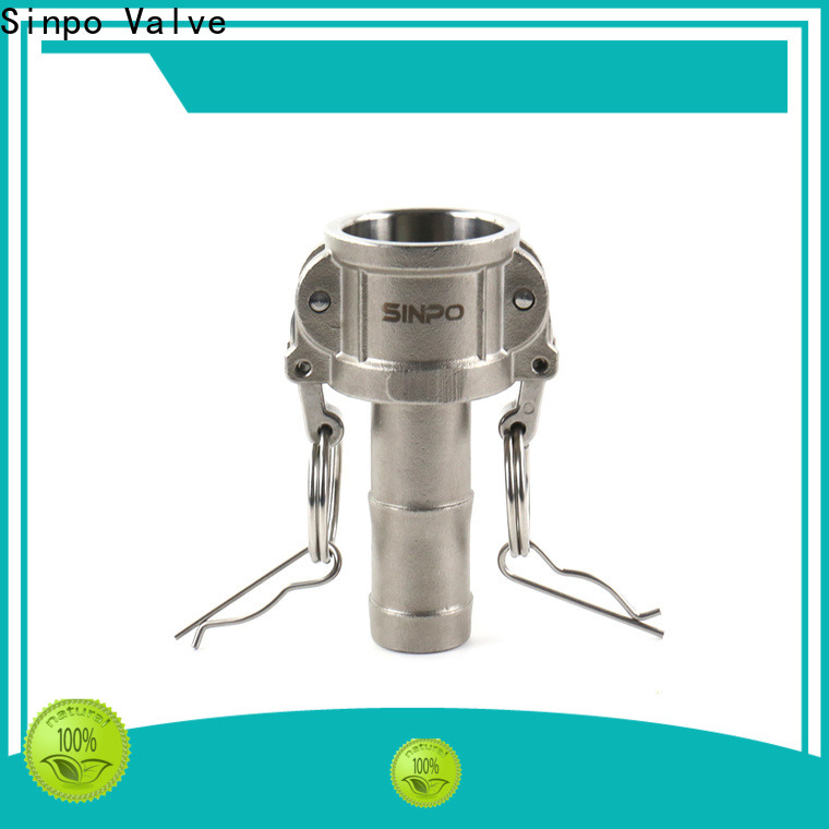 Sinpo Valve high-quality 1 camlock coupling manufacturers for industrial