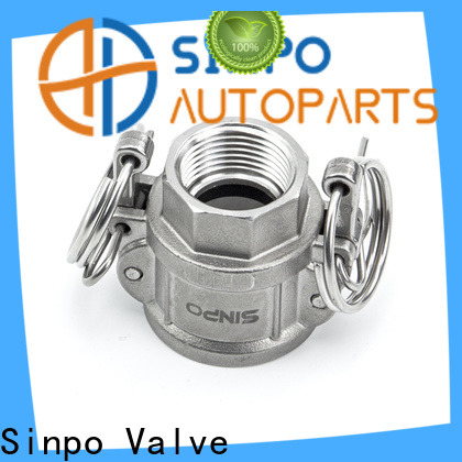 Sinpo Valve high-quality 3 inch camlock fittings supply for factory