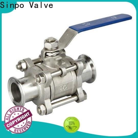 Sinpo Valve soldering ball valves factory for industrial
