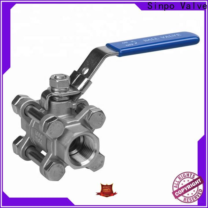 Sinpo Valve latest electric ball valve manufacturers for factory