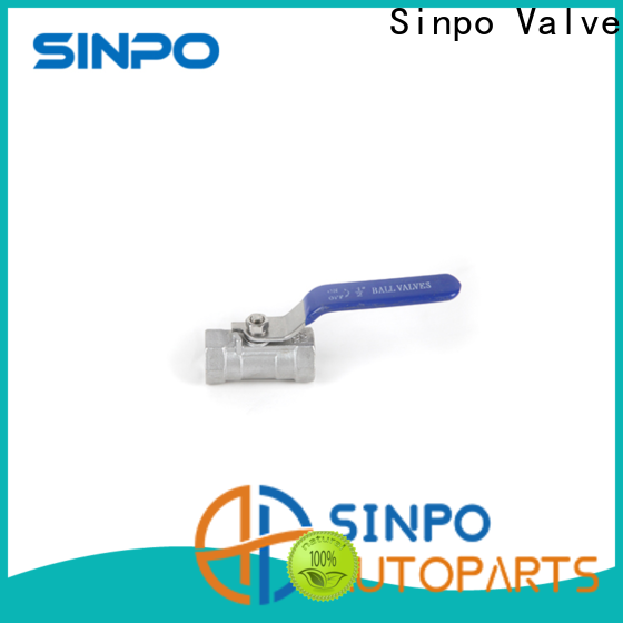 Sinpo Valve new 25mm ball valve price suppliers for home use