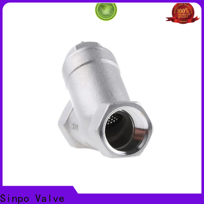 Sinpo Valve high pressure Y strainer company for industrial