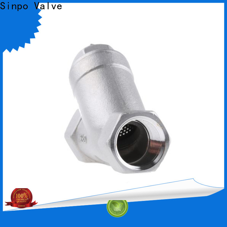 Sinpo Valve Y strainer price factory for home use
