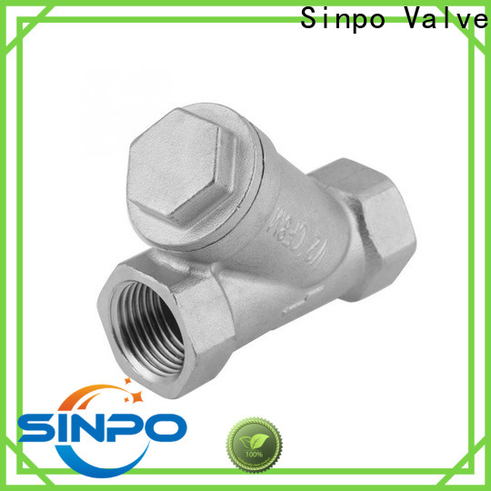 Sinpo Valve Y type strainer manufacturers company for factory