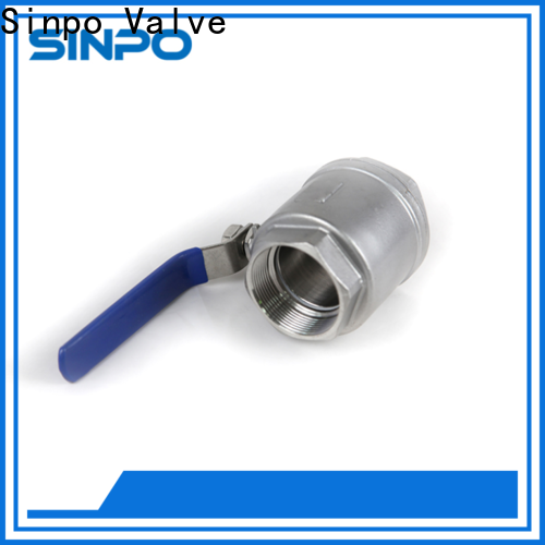 Sinpo Valve water ball valve suppliers for factory