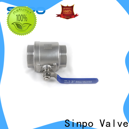 Sinpo Valve latest locking ball valve manufacturers for industrial