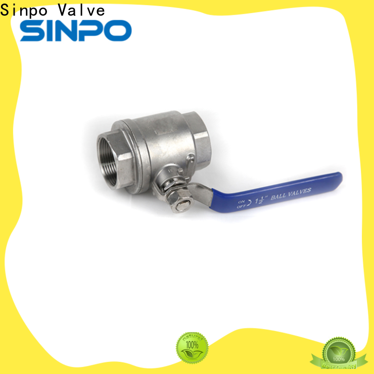 new flanged ball valve manufacturers for factory