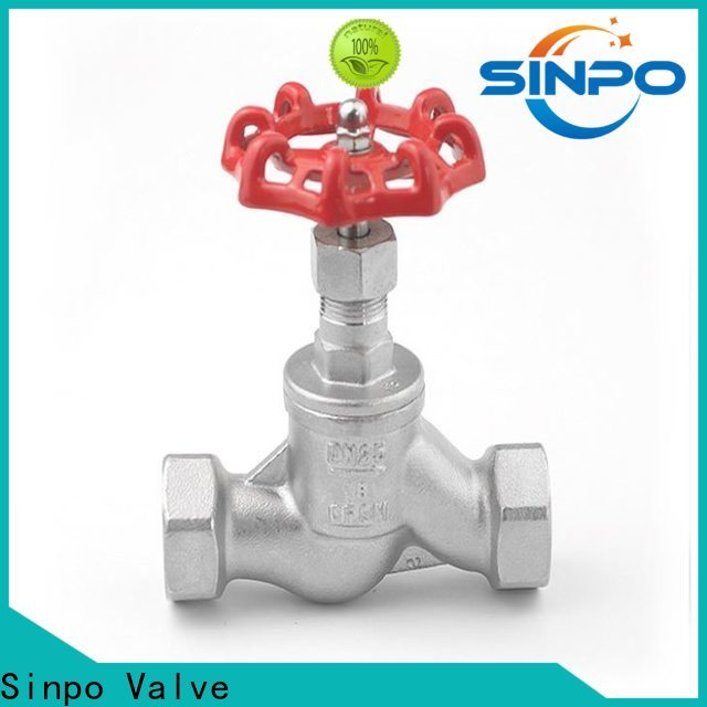 Sinpo Valve throttle valve manufacturers for factory
