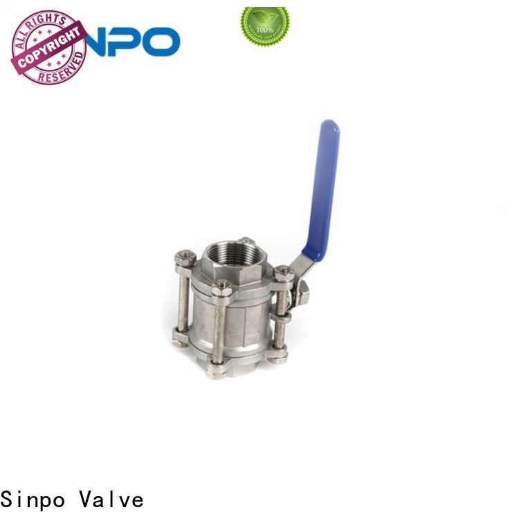 Sinpo Valve solenoid valve types factory for home use