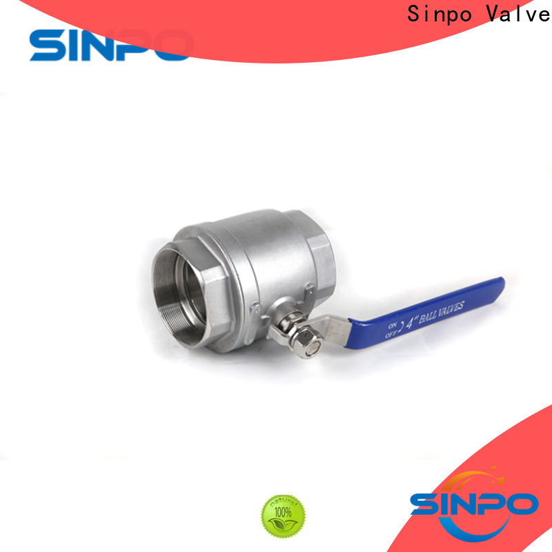 Sinpo Valve high-quality petrochem valve suppliers for factory