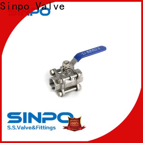 Sinpo Valve best apollo valves houston suppliers for factory