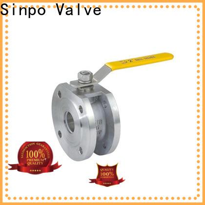 Sinpo Valve top ceramic ball valve manufacturers for factory