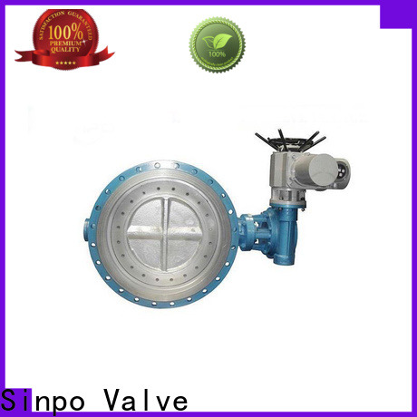 latest vanessa triple offset butterfly valve for business for industrial
