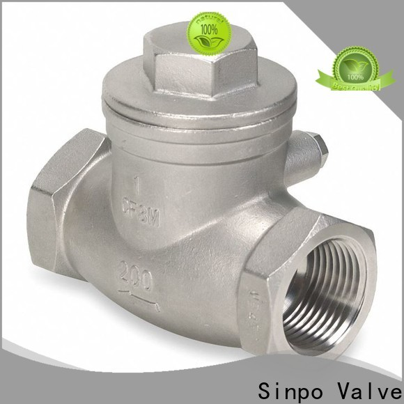 high-quality adjustable spring loaded check valve for business for home use