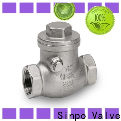 high-quality single check valve suppliers for home use