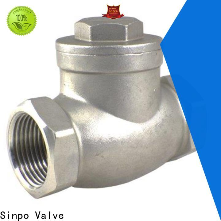 top cf8m check valve for business for home use