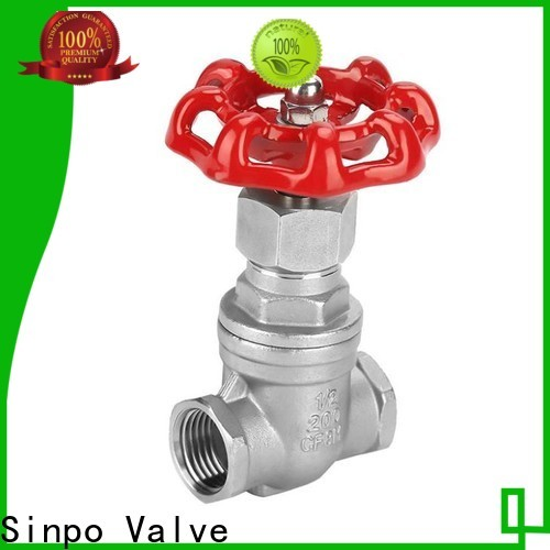 Sinpo Valve custom 1 inch gate valve pvc for business for industrial