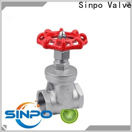 Sinpo Valve custom cryogenic gate valve suppliers for home use