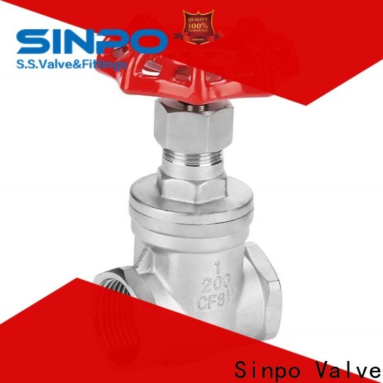 Sinpo Valve 10 gate valve suppliers for factory